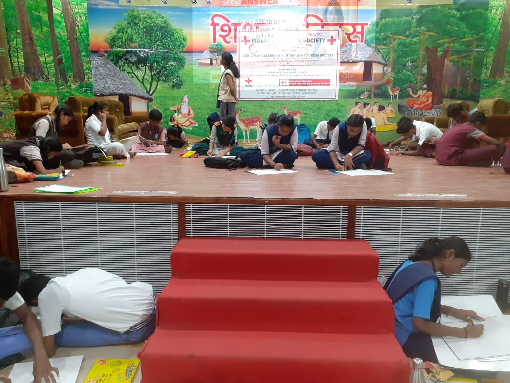 Painting competition for JRC members