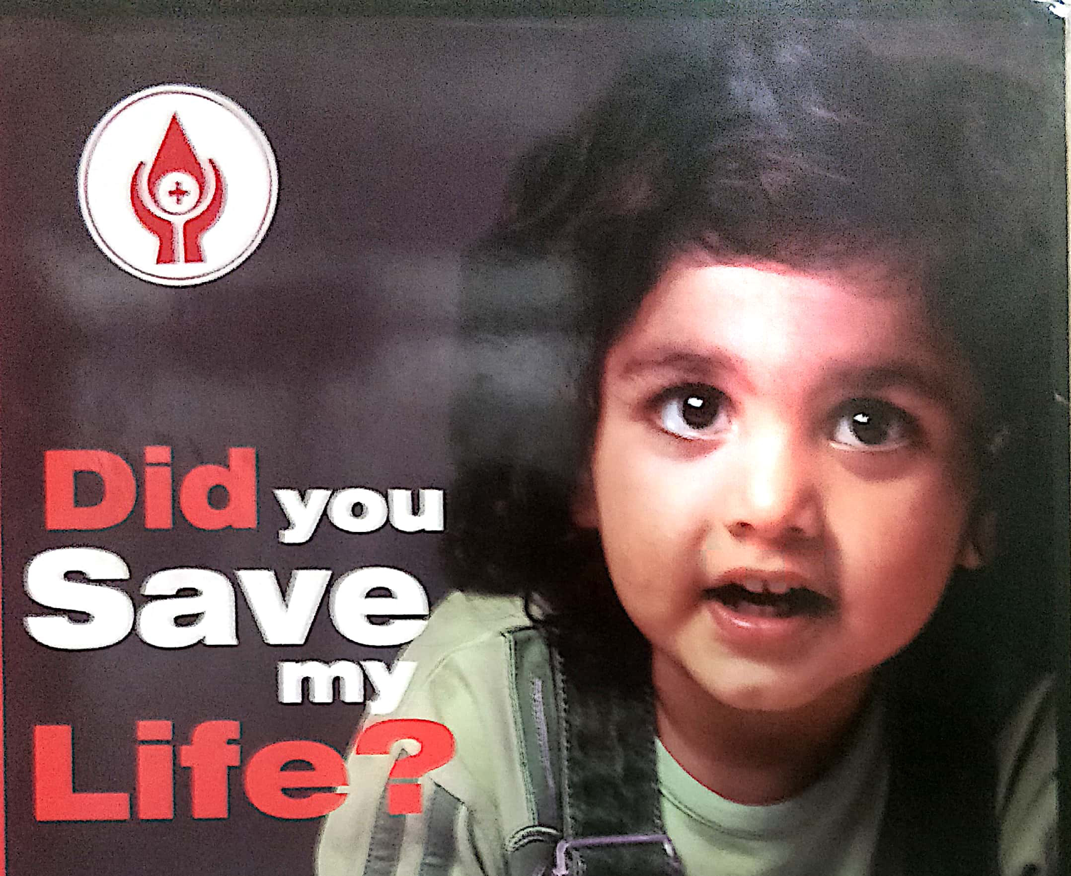 Save Life - Donate Blood