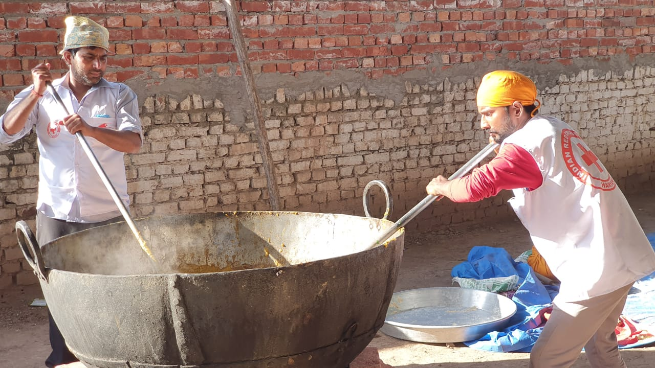 Community Kitchen Haryana