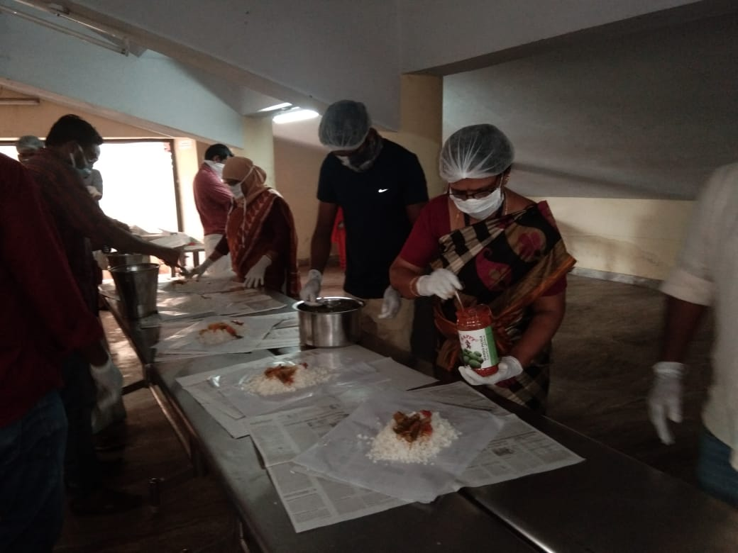 Kerela community kitchen