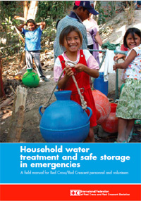 (7th edition) 	Household water treatment manual Household water treatment manual